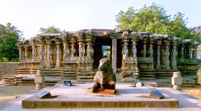Image result for thousand pillar temple