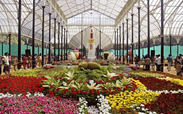 Lalbagh Botanical Garden