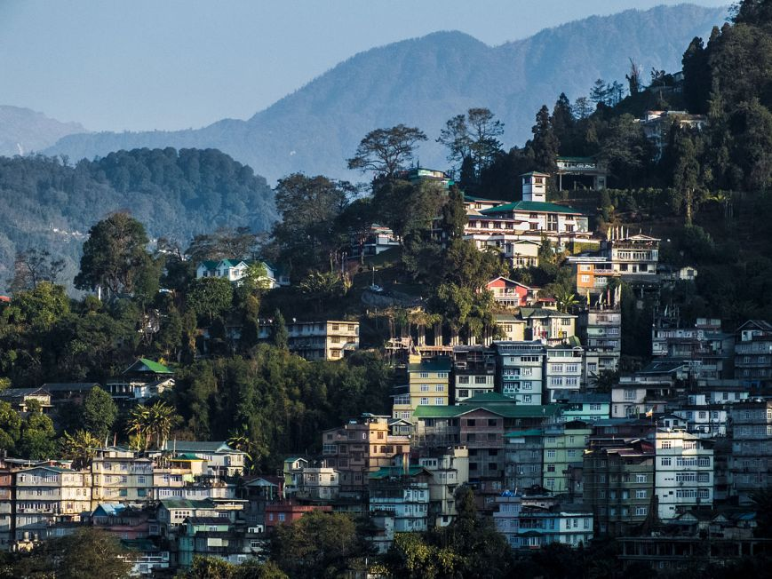 Gangtok_from_Tibet_Road