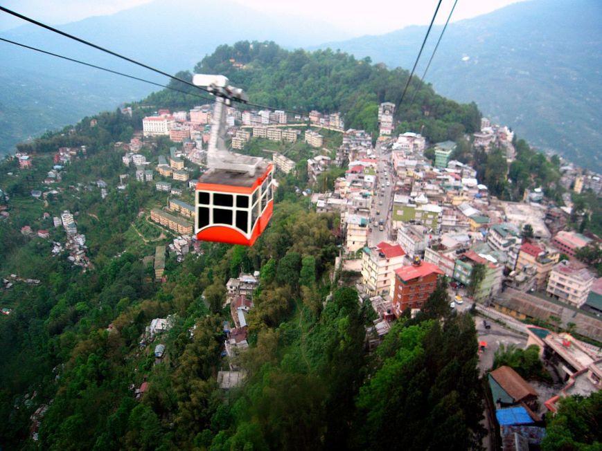Ropeway_Gangtok