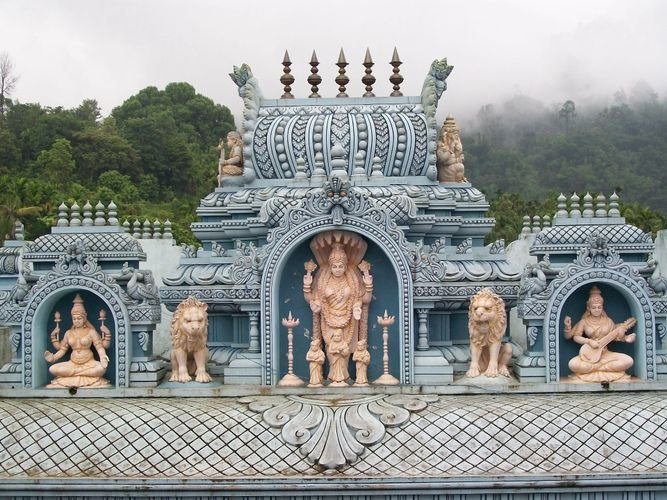 annapoorneswari temple