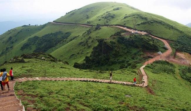 Mullyanagiri hills
