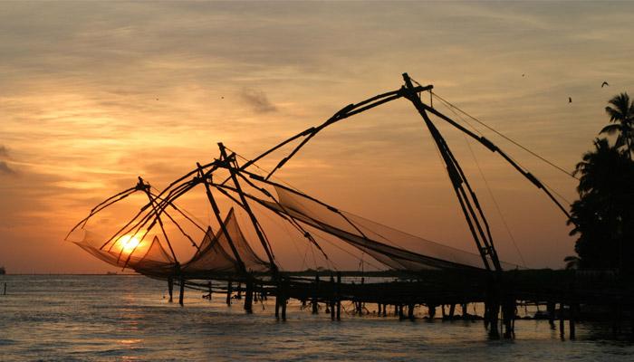 Chinese-Fishing-Nets-In-Kochi